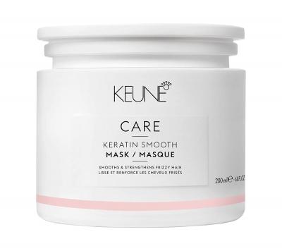 KEUNE CARE KERATIN SMOOTH MASK/MASQUE 200ML