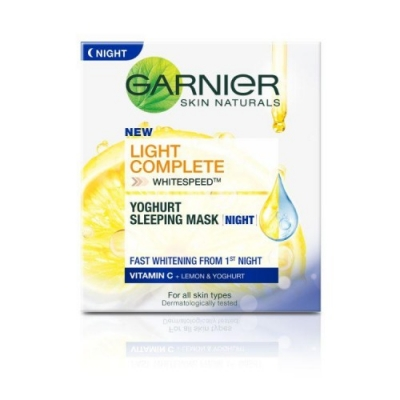 GARNIER LIGHT COMPLETE SLEEPING MASK NIGHT 50ML