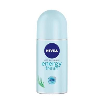 NIVEA ROLL ON FRESH ENERGY WOMAN 50ML