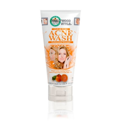 HOLLYWOOD STYLE CLEAR PORE ACNE WASH