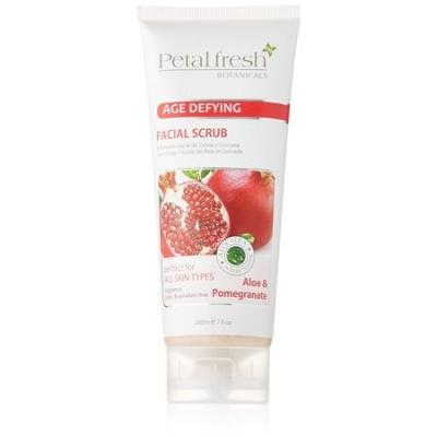 PETALFRESH Age Defying Facial Scrub Aloe & Pomegranate