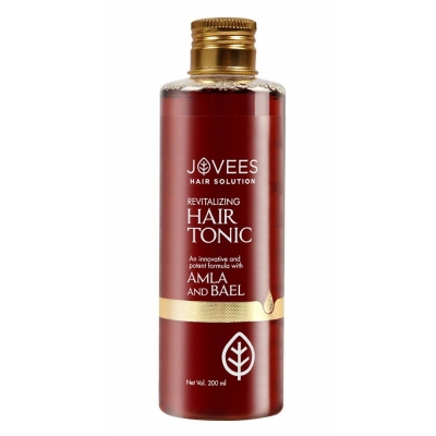 JOVEES AMLA AND BEAL HAIR TONIC-100ML