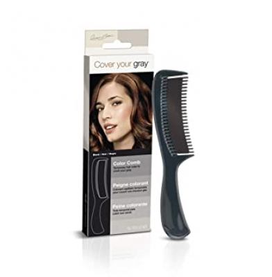 Cover Your Grey for Women Color Comb  - Black