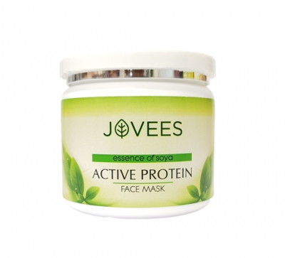 JOVEES ACTIVE PROTEIN FACE MASK 400G