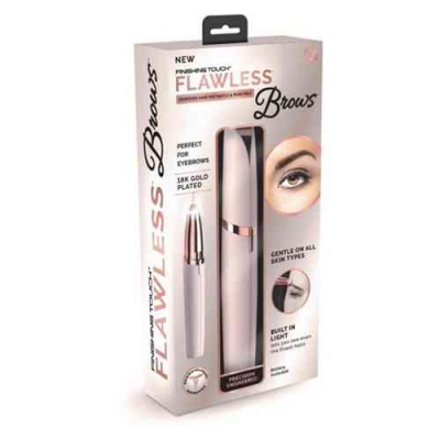FINISHING TOUCH FLAW EYEBROWS REMOVER B/O