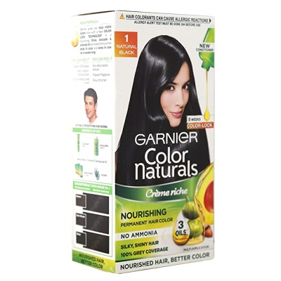 GARNIER COLOR CREAM 1 N BLACK 100ML